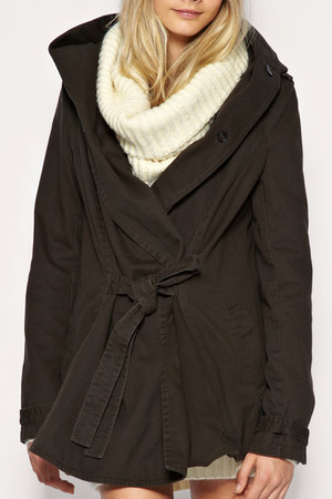 myChickPea jacket