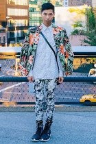 NYFW SS14 DAY 2: WALKING THE HIGH LINE