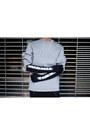 Black-buckle-tsubo-boots-heather-gray-neoprene-alexander-wang-sweater