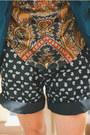 Navy-zara-shirt-blue-yesstyle-blazer-navy-zara-shorts