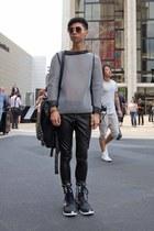 black warrior high Yohji Yamamoto boots