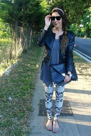 H&M jacket - H&M leggings