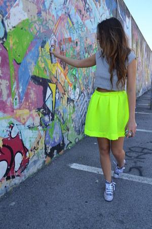 Stefania silvestri skirt - Stefania silvestri t-shirt