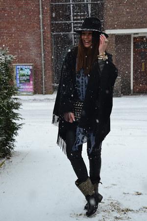 black ASH boots