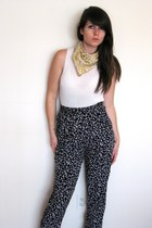 Jenny Garcia New York pants