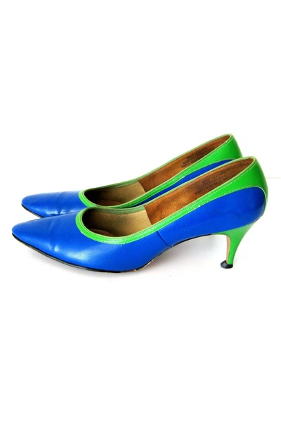 heels leather Life & Stride pumps
