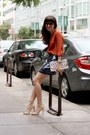 Periwinkle-h-m-bag-brown-tres-noir-sunglasses-nude-schutz-heels