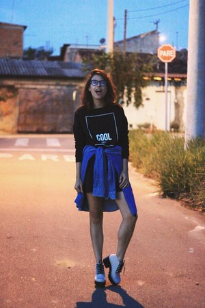 off white melissa stellar Melissa boots - black youcom YOUCOM dress