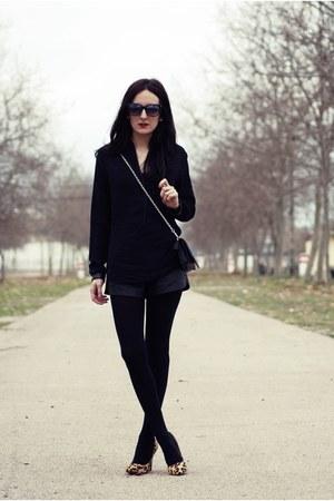 PERSUNMALL shirt - PERSUNMALL heels