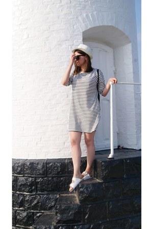 Zara dress - c&a flats