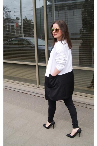 black Parfois sunglasses