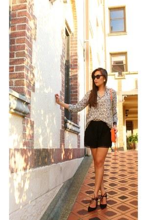 H&M shorts - H&M top