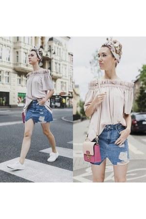 jeans Zara shirt