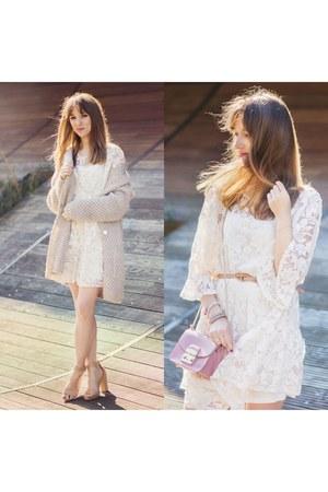 lace Mango dress