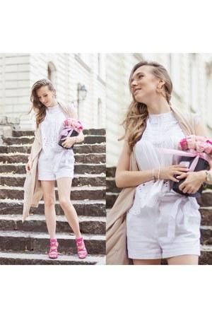 lace Zara blouse