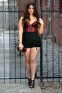 Black-shorts-crimson-intimate