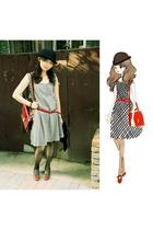 zuczug dress - accessories