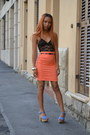 Lacy-vest-woolworths-vest-mr-price-skirt-block-heels-mr-price-heels