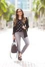Silver-lycra-brand-hudson-jeans-black-melao-blazer-black-danielle-nicole-bag