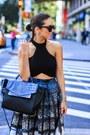 Black-lace-up-shoedazzle-shoes-blue-danielle-nicole-bag