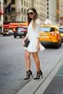 Black-prima-donna-shoes-white-style-mafia-dress-black-chanel-bag