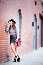 Black-nasty-gal-shoes-ruby-red-31-phillip-lim-purse-silver-nasty-gal-top