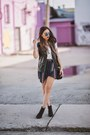 Black-ankle-boots-h-m-boots-blue-mirror-zerouv-sunglasses