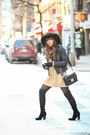 Black-guess-boots-black-h-m-hat-tan-dailylook-sweater-black-express-scarf