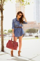 The Denim Dress...