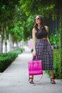 Black-dailylook-shoes-hot-pink-dailylook-bag-black-furor-moda-top