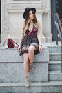 Tan-vince-camuto-boots-black-free-people-dress-brick-red-danielle-nicole-bag