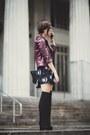 Black-guess-boots-black-moon-sun-motel-rocks-dress-black-danielle-nicole-bag