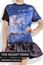 THE GALAXY TREND