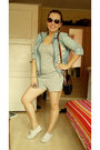 Blue-brooker-jacket-gray-seppl-shorts-white-moto-shoes-blue-ann-nichols-pu