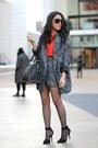 Desigual-coat-h-m-blazer-h-m-skirt-poshmark-heels-mango-top