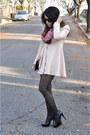 Oasap-coat-h-m-scarf-mandee-heels