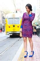 OASAP dress - Charlote Russe heels
