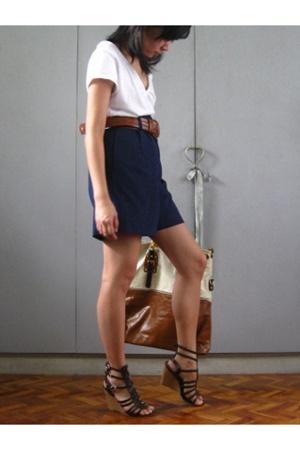 Old Navy shirt - shorts - CMG - shoes