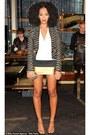 Sequined-diy-skirt-leather-jacket-wilsons-leather-jacket