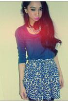Target shirt - NyLa skirt