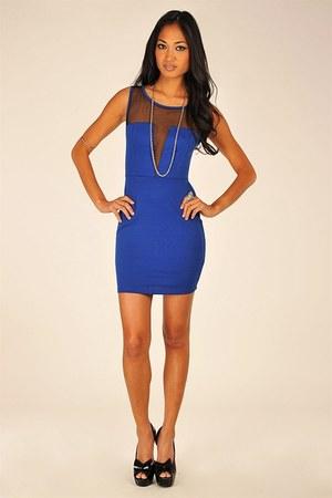 blue necessary clothing dress