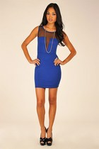 Blue-necessary-clothing-dress
