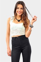 crop top NecessaryClothingcom top