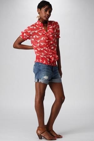 MinkPink blouse