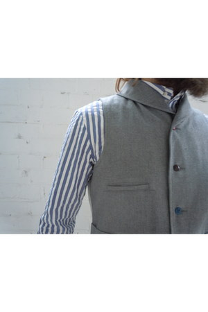 ARN shoes - ARN coat - ARN shirt - ARN vest - ARN pants