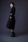 Black-repetto-shoes-black-uniqlo-socks-black-neneee-skirt