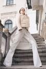Zara-jacket-mango-shirt-neoandlime-skirt-neoandlime-pants