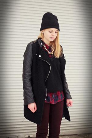 leather choiescom coat