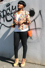 Black-levis-jeans-carrot-orange-graphic-pattern-august-silk-jacket