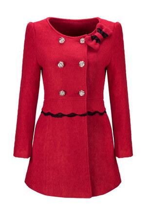 Fashionmia coat - fashion coat asos coat - Fashionmia coat - long coat Gap coat